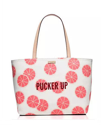 Kate Spade New York Flights of Fancy Pucker Up Francis
