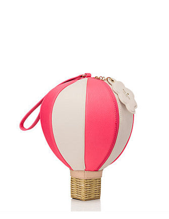 Kate Spade New York Get Carried Away Hot Air Balloon Wristlet