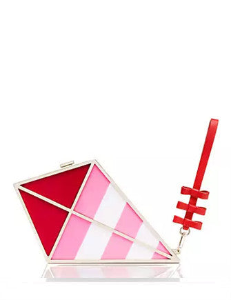 Kate Spade New York Go Fly A Kite Kite Clutch