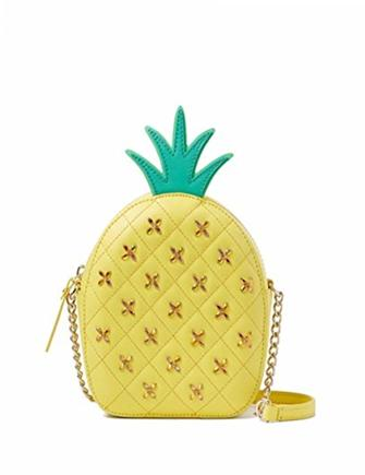 Kate Spade New York How Refreshing Pineapple Crossbody