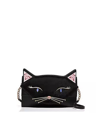 Kate Spade New York Jazz Things Up Cat Cali Crossbody