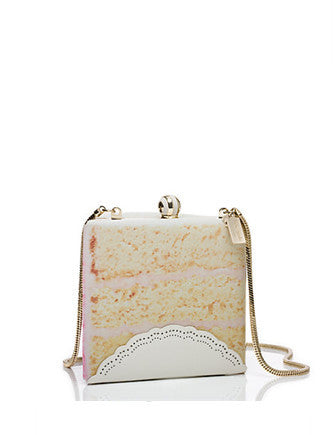 Kate Spade New York Magnolia Bakery Slice of Cake Clutch