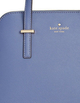 Kate Spade New York Cedar Street Crosshatch Maise Zip Satchel