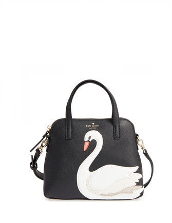 Kate Spade New York On Pointe Swan Small Maise Satchel