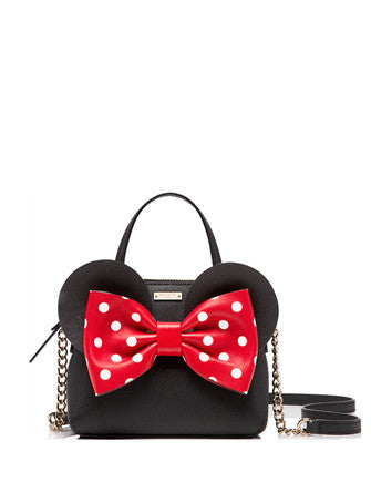 Kate Spade New York Minnie Mouse Small Maise Crossbody
