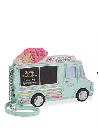 Kate Spade New York Flavor of the Month Ice Cream Truck Bag