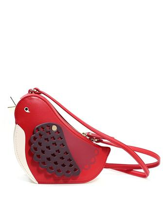 Kate Spade New York Ooh La La Red Carpet Bird Crossbody