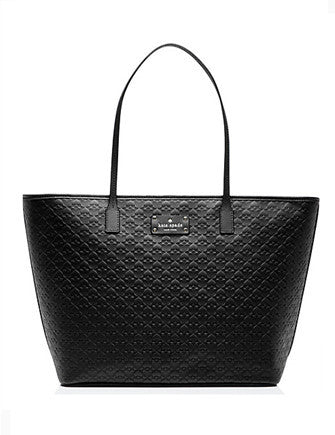 Kate Spade New York Penn Place Embossed Margareta Tote