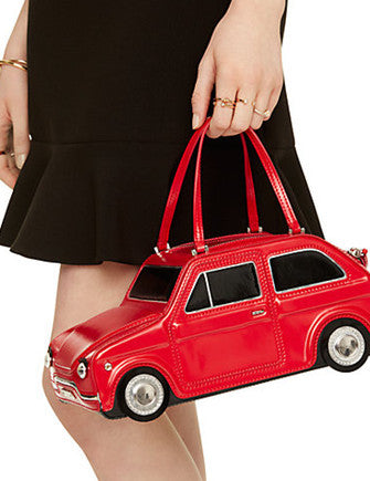 Kate Spade New York Rose Colored Glasses Red Car