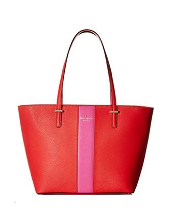 Kate Spade New York Cedar Street Racing Stripe Small Harmony Tote