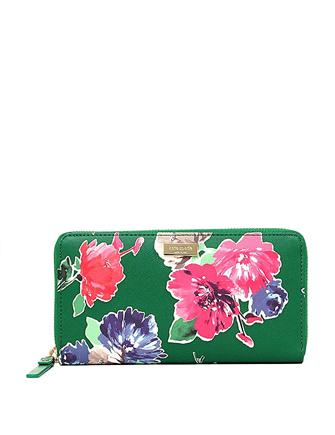 Kate Spade New York Brightwater Drive Spring Bloom Zip Neda Wallet