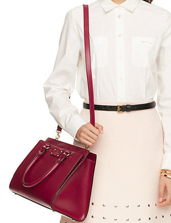 Kate Spade New York Wellesley Durham Satchel