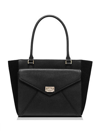 Kate Spade New York Johanna Wesley Place Suede Satchel