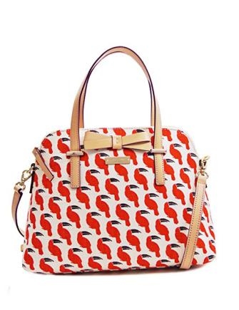 Kate Spade New York South Poplar Street Toucan Maise Satchel