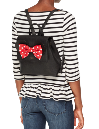 Kate Spade New York X Minnie Mouse Small Neema Backpack