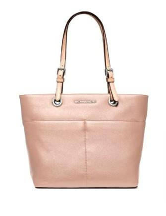Michael Michael Kors Bedford Leather Zip Tote