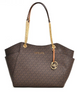 Michael Michael Kors Jet Set Travel Large Chain Signature Tote
