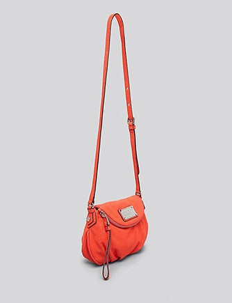 Marc by Marc Jacobs Classic Q Lizard Mini Natasha Crossbody