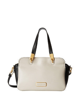 Marc by Marc Jacobs Colorblock Smooth Leather Ligero Satchel