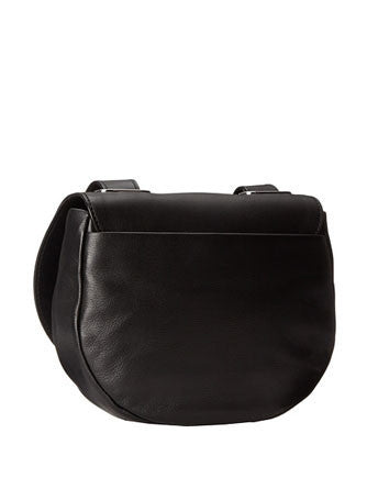 Marc by Marc Jacobs Flap Front Donut Leather Crossbody