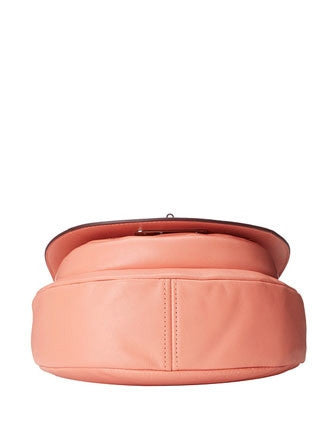 Marc by Marc Jacobs Donut Flap Front Leather Crossbody