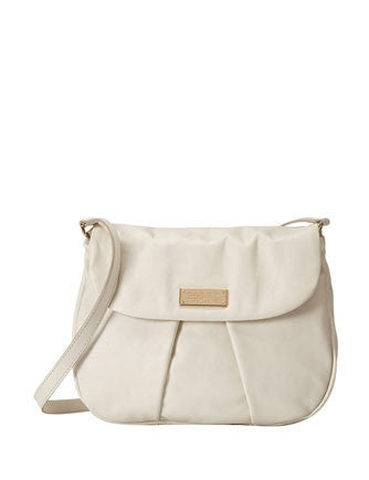 Marc by Marc Jacobs Marchive Flap Front Pleated Messenger