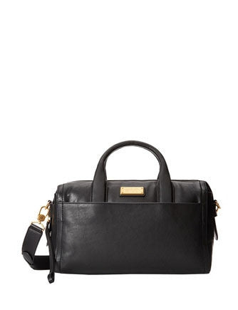 Marc by Marc Jacobs Mility Utility Jo Leather Satchel Bag