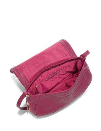 Marc by Marc Jacobs Nash Washed Up Textured Leather Crossbody