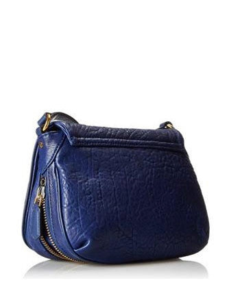 Marc by Marc Jacobs Mini Nash Washed Up Leather Crossbody