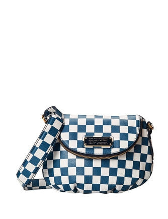 Marc by Marc Jacobs New Q Checkerboard Mini Natasha