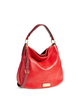Marc by Marc Jacobs New Q Hillier Colorblock Leather Hobo