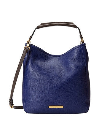 Marc by Marc Jacobs Softy Saddle Large Hobo Leather Bag