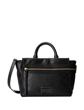 Marc by Marc Jacobs Third Rail Small Top Handle Leather Tote
