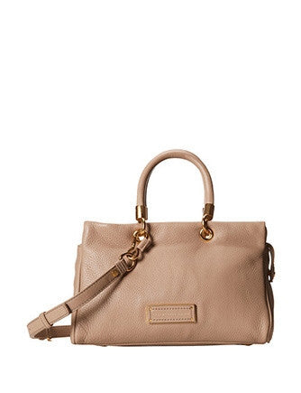 Marc by Marc Jacobs Too Hot To Handle Leather Satchel