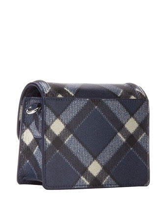 Marc by Marc Jacobs Top Schooly Jax Plaid Flap Crossbody