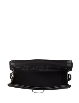 Marc by Marc Jacobs Top Schooly Leather Messenger