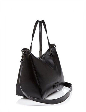 Marc by Marc Jacobs Ligero Ninja Smooth Leather Tote