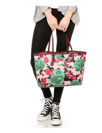 Marc by Marc Jacobs Metropolitote Jerrie Rose Floral Tote 48