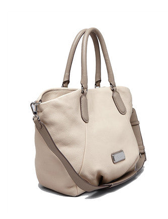 Marc by Marc Jacobs New Q Fran Colorblock Shoulder Bag