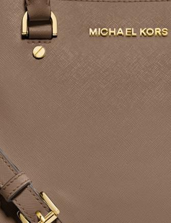 Michael Michael Kors Cindy Medium Saffiano Dome Satchel