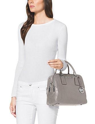 Michael Michael Kors Alexis Medium Leather Satchel
