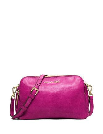 Michael Michael Kors Alexis Medium Leather Messenger