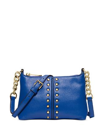 Michael Michael Kors Chain Studded Astor Crossbody