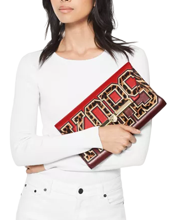 Michael Michael Kors Bekah Large Envelope Clutch