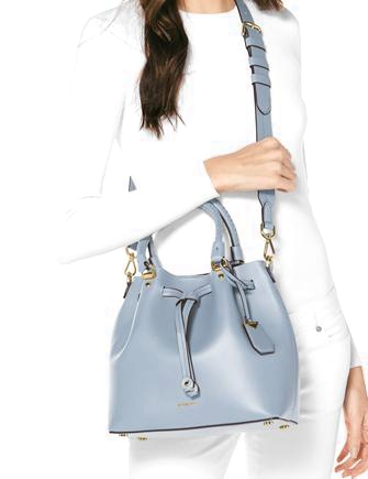 86493a6a2ba3 Michael Michael Kors Blakely Medium Bucket Bag | Brixton Baker