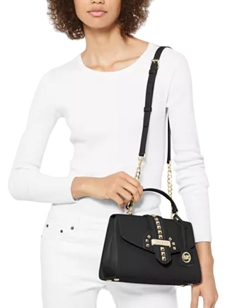 Michael Michael Kors Bleecker Small Top Handle Satchel