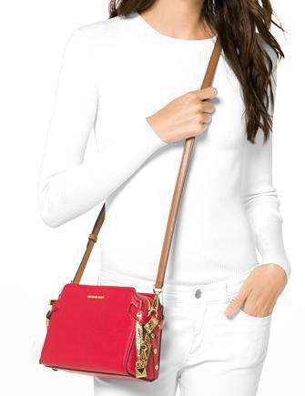 Michael Michael Kors Bristol Medium Messenger
