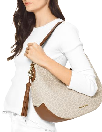 Michael Michael Kors Brooke Signature Hobo Bag