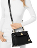 Michael Michael Kors Gramercy Medium Pebbled Leather Satchel