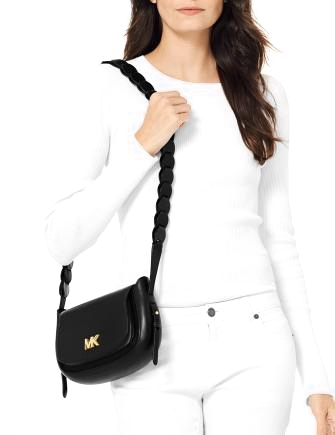 Michael Michael Kors Jolene Saddle Crossbody